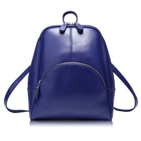 Cool Mini Womens Leather Purses Backpack Travel College Back Packs