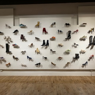 Wall Art of Shoes